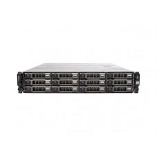 210-30719 Dell PowerVault MD1200 SAS 12xLFF Dual EMM,  noHDD UpTo12LFF,  2x2TB SAS 7,2k,  2x600W RPS,  2xCable SAS 2m,  Bezel,  Static ReadyRails,  3YPSNBD