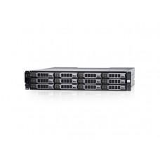 210-ACZB Dell Storage MD1400 SAS 12xLFF Dual EMM,  noHDD,  UpTo12LFF,  2x600W RPS,  2xCable SAS HD-Mini 2m,  Bezel,  Static ReadyRails II,  3YPSNBD