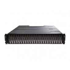 210-ADBP Dell Storage MD1420 SAS 24xSFF Dual EMM, 2x1.2TB 10k,  UpTo24SFF,  2x600W RPS,  2xCable SAS HD-Mini 2m,  Bezel,  Static ReadyRails II,  3YPSNBD