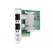 652503-B21 HPE Ethernet Adapter, 530SFP+, 2x10Gb, PCIe(2.0), QLogic, for G7, Gen8, Gen9, Gen10 servers