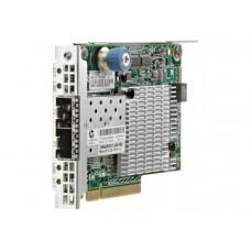 700751-B21 HP FlexFabric 534FLR-SFP+ Adapter, 2x10Gb, PCI-e 2.0, Broadcom