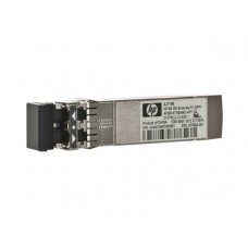 AJ716B HP 8Gb Short Wave Transceiver Kit (LC connector) for 8/16Gb SAN Switch B-series