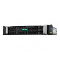 Q2R20A HPE MSA 1050 12Gb SAS LFF storage (2U, up to 12xLFF HDD, 2xSAS controller (2 port miniSASHD per controller), 2хRPS )