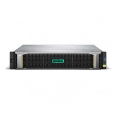 Q2R21A HPE MSA 1050 12Gb SAS SFF storage (2U, up to 24xSFF HDD, 2xSAS controller (2 port miniSASHD per controller), 2хRPS )