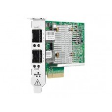 652503-B21 HPE Ethernet Adapter, 530SFP+, 2x10Gb, PCIe(2.0), QLogic, for G7, Gen8, Gen9, Gen10 servers