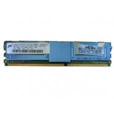 Оперативная память HP 398706-051 1GB PC2-5300F-5 DR x8, 1.80V, FBDIMM