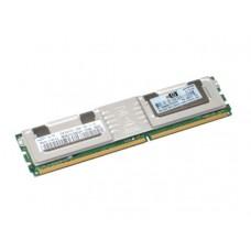 Оперативная память HP 398707-051 2GB PC2-5300F-5 DR x4 1.80V FBDIMM