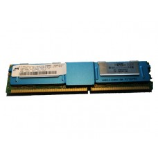 Оперативная память HP 416473-001 4GB PC2-5300F-5 DR x4 1.80V FBDIMM