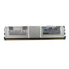 Оперативная память HP 461826-B21 2GB DDR2 PC2-5300 FBD 2x1GB LP Memory Kit
