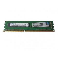 Оперативная память HP 500208-061 1GB PC3-10600E 128Mx8 RoHS DIMM