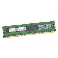 Оперативная память HP 500656-B21 2GB (1x2GB) Dual Rank x8 PC3-10600 (DDR3-1333) Registered CAS-9 Memory Kit