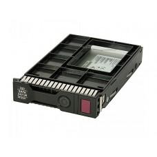 872513-001 Твердотельный накопитель SSD 400GB LFF HPE SATA 6G Smart Carrier WI-3