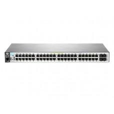Управляемый коммутатор HPE J9772A#ABB 2530 48G PoE+ Switch