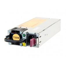Блок питания HP 512327-B21 750W CS HE Power Supply Kit