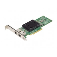 7ZT7A00496 Lenovo TCH ThinkSystem Broadcom NX-E PCIe 10Gb 2-Port Base-T Ethernet Adapter (ThinkSystem SD530, SR850, SR950, SR650, SR650, SR550, SR530, ST550, SR630)