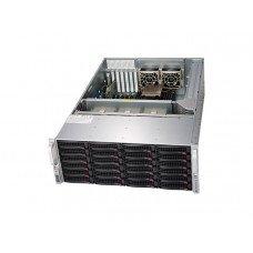 SSG-6049P-E1CR24H Сервер Supermicro SuperStorage 4U Server 6049P-E1CR24H